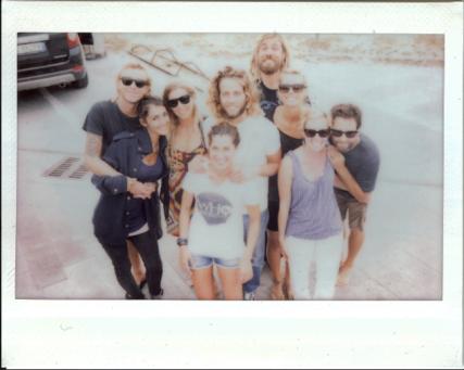 Bella Vita Film Italian crew
