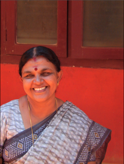 Kumari, teacher at SISP, Beyond the surface