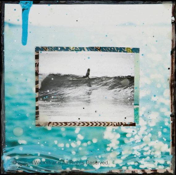 Susan Wickstrand Roche Collage