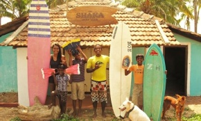 Surfing in India with Ishita Malaviya